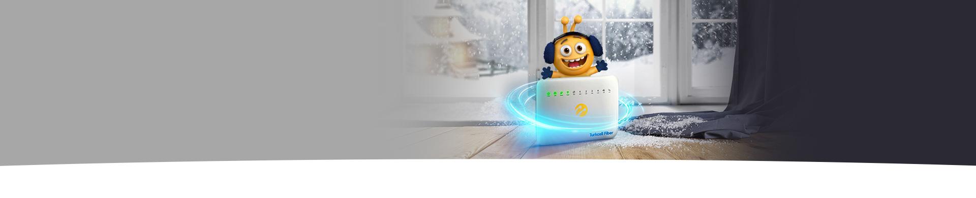 Adil Kullanım Kotası Yok Yeni yılda eviniz internetle dolsun diye adil kullanım kotası yok!