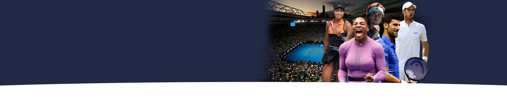 Tenisin En İyileri TV+'ta