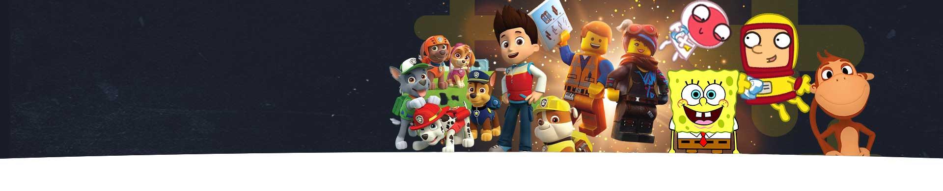 Çocuklar için güvenli ve eğlenceli çizgi filmler TV+'ta!