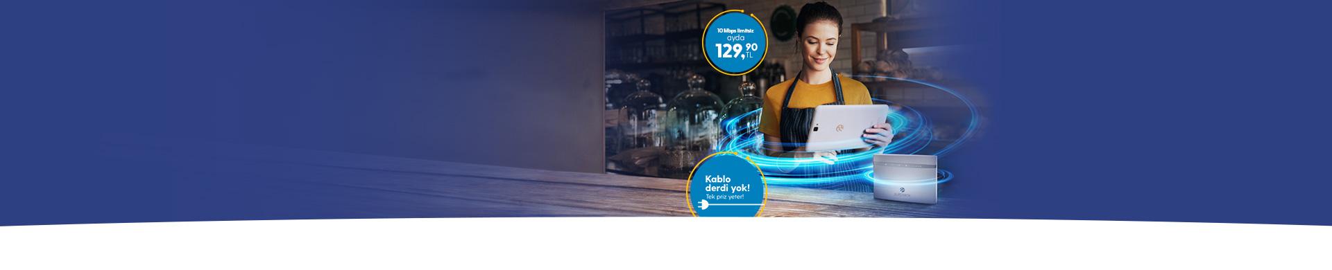 Superbox ile Turkcell Fiber Hızı Her Yerde