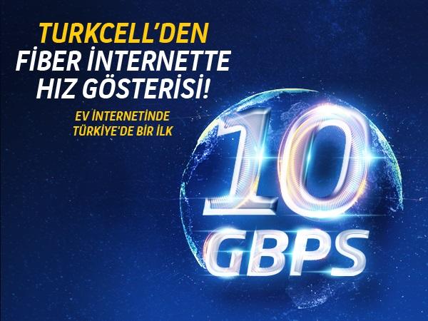 10 Gbps Işık Hızında Fiber İnternet Kampanyası