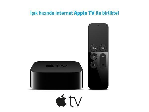 Apple TV Kampanyası