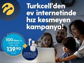Cellurlarline ile Yalın VDSL Hız Şenliği Kampanyası