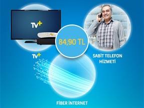 İşte TV+ 3'lü Süper Kampanyası