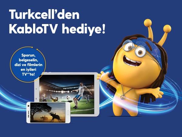 KabloTV Hediyeli TV+ ve Ev İnterneti Kampanyası