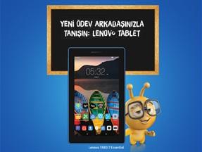 Taksitli Lenovo Tab3 7 Essential Kampanyası