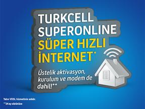 Süper Hızlı İnternet - Yalın VDSL Kampanyası
