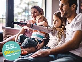 TV+'a Hoş Geldin Kampanyası