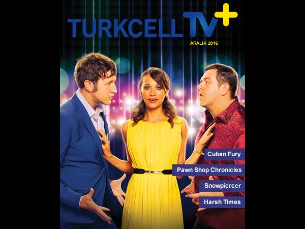Turkcell TV+ Dergi