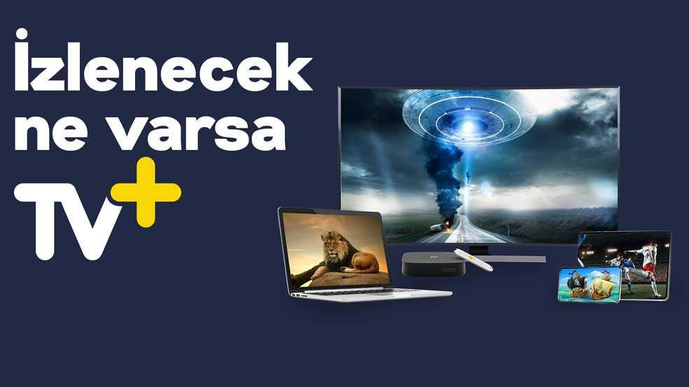 TV+ ile TV Keyfini Dolu Dolu Yaşayın!