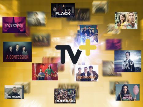 Aksiyondan, drama, bilim kurgudan, animasyona yüzlerce içerik TV+'ta.