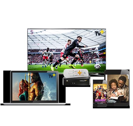 Discovery Channel, Discovery Science, Animal Planet ve Eurosport1-2 kanalları  şimdi TV+'ta!